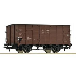 Roco 56221 - Güterwagen G10 DB braun