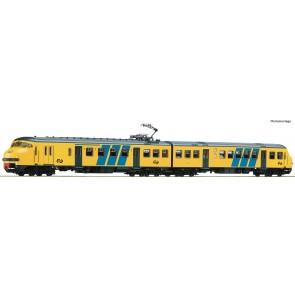 Roco 63139 - E-Triebzug Plan V gelb Snd.