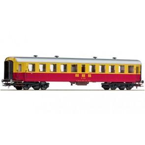 Roco 64356 - Reisezugw. 2.Kl. gelbrot #1