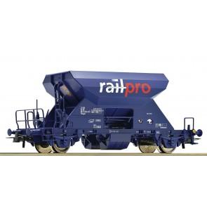 Roco 67233 - Schotterw. Railpro, blau