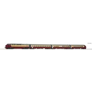 Roco 72068 - TEE-Dieseltriebzug DE IV