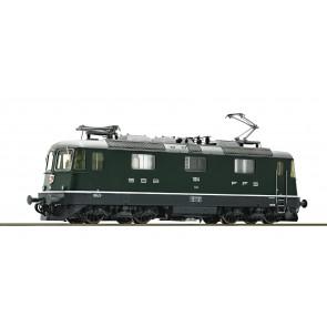 Roco 73255 - E-Lok Re 44II grün DC-Snd.