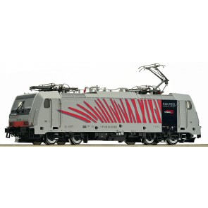 Roco 73318 - Elektrolokomotive BR 186, Lokomotion