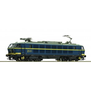 Roco 73469 - E-Lok Reeks 20 SNCB Snd.