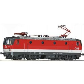 Roco 73554 - E-Lok 1144 021 ÖBB