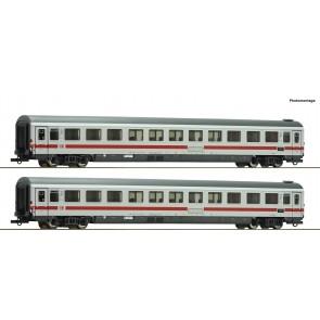Roco 74089 - 2er Set IC Wagen DB-AG