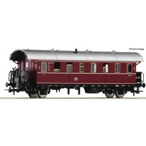 Roco 74261 - Personenwag. 2. Kl. rot