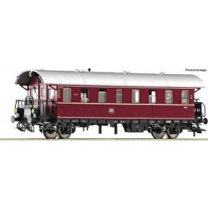 Roco 74263 - Steuerwag 2. Kl. rot