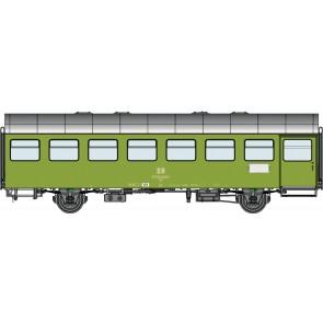 Roco 74452 - Rekowagen Sitzwagen, DR