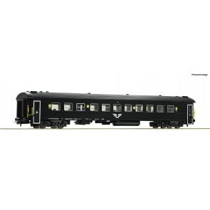Roco 74515 - Reisezugw. 1.Kl. schwarz SJ