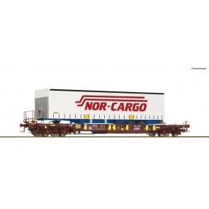 Roco 76222 - Taschenwg. T3 AAE+Nor-Cargo