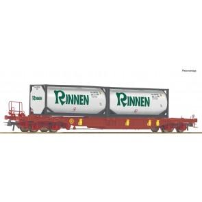 Roco 76225 - Taschenwg. T3 AAE+Rinnen