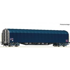 Roco 76479 - Schiebeplanenwag. VTG blau