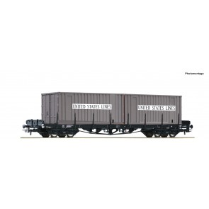 Roco 76714 - Rungenw. + Container