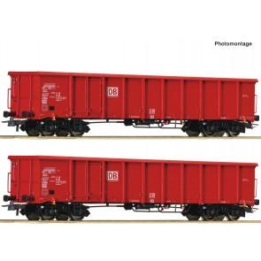 Roco 76726 - 2er Set Eanos DB-AG+Schrott