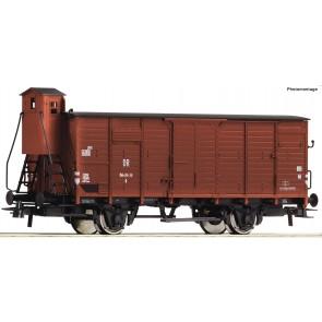 Roco 76853 - Ged. Güterwg. DR mit BH