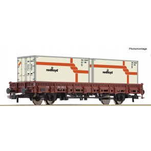 Roco 76962 - Rungenw. 2a.+ Container
