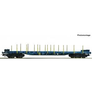Roco 77683 - Rungenwag. Rs BAM Rail