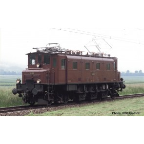 Roco 78090 - E-Lok Ae 36I SBB braun AC Snd
