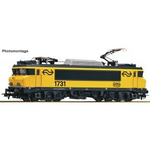 Roco 79687 - Elektrolokomotive 1618, Raillogix