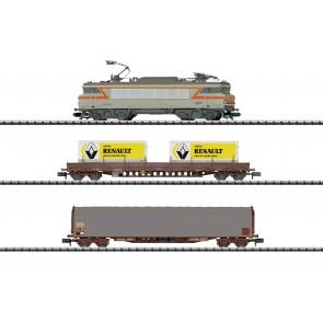 Trix 11142 - Startpackung Güterzug Frankre