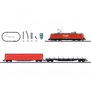 Trix 11145 - Startpackung Güterzug DB AG_02