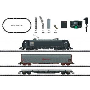 Trix 11147 - Startpackung Int. Güterzug Ep
