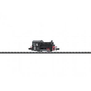 Trix 12468 - Köf met 2 goederenwagens