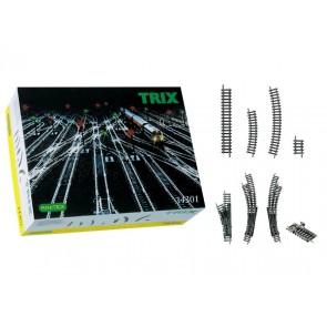 Trix 14301 - Gleis-Ergänzungs-Set