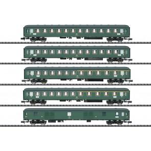 Trix 15219 - Schnellzugwagen-Set D 360 DB