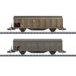 Trix 15307 - Schiebewandwagen-Set SBB