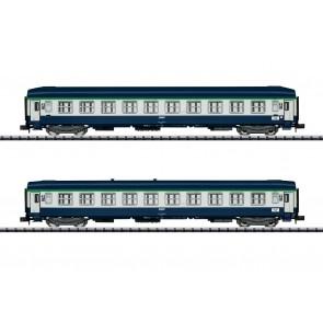 Trix 15373 - Schnellzugwagen-Set Orient-Ex