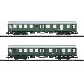 Trix 15409 - Umbauwagen-Set, DB, Ep.III
