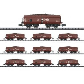 Trix 15449 - Display Selbstentladewagen Er