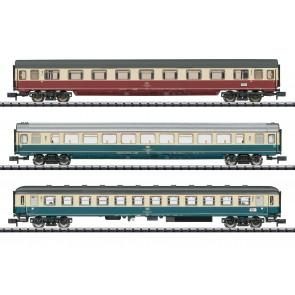 Trix 15460 - Schnellzugwagen-Set IC 611 Te