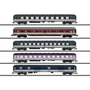 Trix 15473 - Schnellzugwagen-Set DB