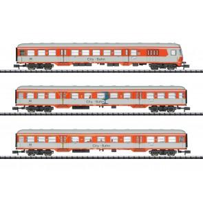 Trix 15474 - Personenwagen-Set City-Bahn D