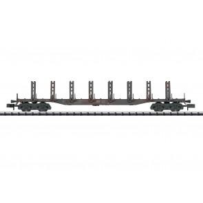 Trix 15485 - Güterwagen Bauart Snps DB AG