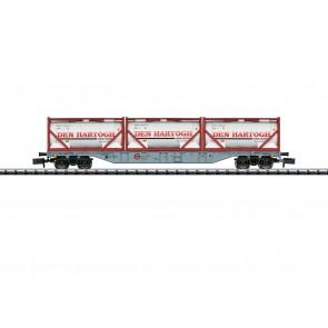 Trix 15537 - Containerwagen-Set der NL