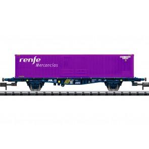 Trix 15649 - Containertragwagen RENFE