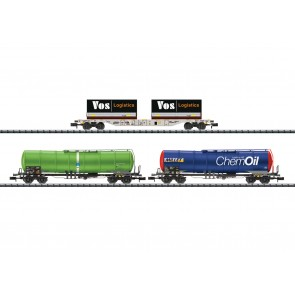 Trix 15651 - Güterwagen-Set Schweiz