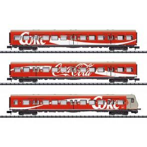 Trix 15708 - Wagenset S-Bahn DB