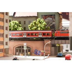 Trix 15890 - Schnellzugwagen-Set Rheingold