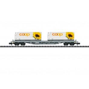 Trix 15937 - Containertragwagen SBB