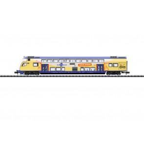Trix 15944 - Doppelstocksteuerwagen Metron
