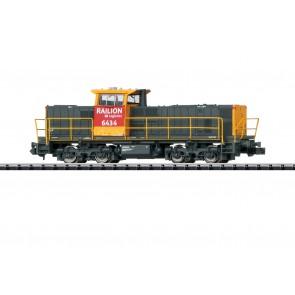 Trix 16062 - Diesellokomotive Reihe 6400