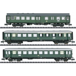 Trix 18209 - Personenwagen-Set Eilzug DB