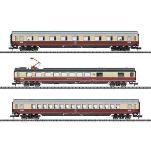 Trix 18214 - Schnellzugwagen-Set IC 142 DB