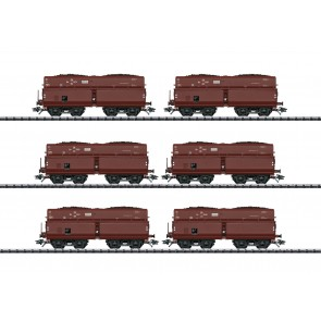 Trix 24122 - Wagen-Set Erz IId-Set DRG