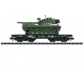 Trix 24214 - Schwerlastwagen Rlmmp m.M48 D